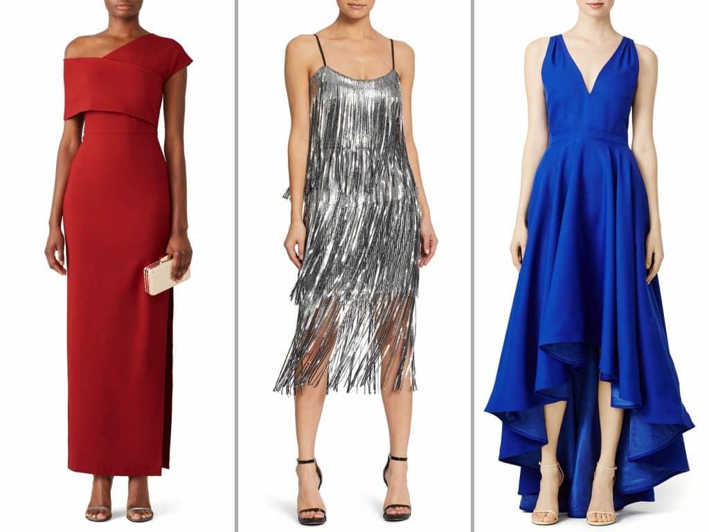 لباس مجلسی زنانه در مدلهای مختلف