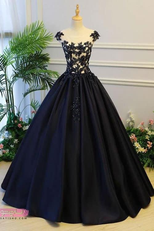 لباس مجلسی زنانه بالاتنه گیپور
