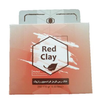خاک رس قرمز رازوک